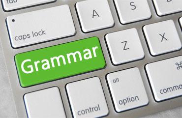 语法精讲 Grammar